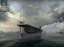 Авианосец Японского Императорского флота «Акаги»