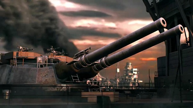 World of warships E3