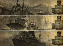 Юзербары World of Warships