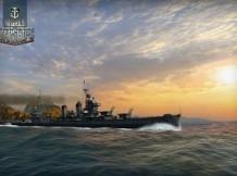 Тяжелый крейсер Флота США «Новый Орлеан» (USS New Orleans)