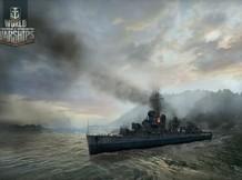 Эсминец флота США «Флетчер»( USS DD 445-Fletcher)