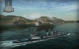"Тяжелый крейсер Флота США ""Новый Орлеан"" (USS New Orleans)"