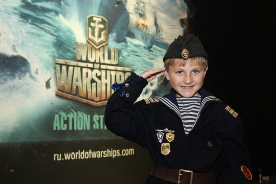 Альфа-тест World of Warships, тест World of Warships