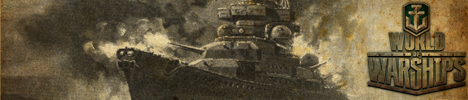 Юзербары World of Warhips