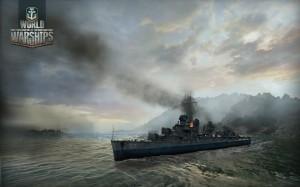 """Эсминец флота США """"Флетчер""""( USS DD 445-Fletcher"""