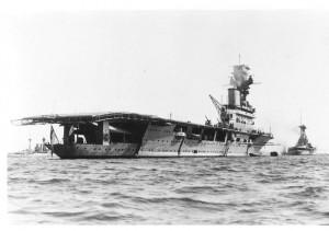 HMS «Hermes» 1934 г.